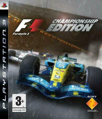 Joc PS3 F1 - Championship Edition - A
