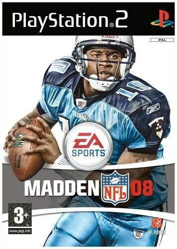 игра PS2 Madden NFL 08