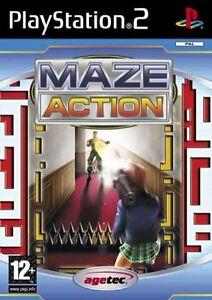 Joc PS2 Maze Action