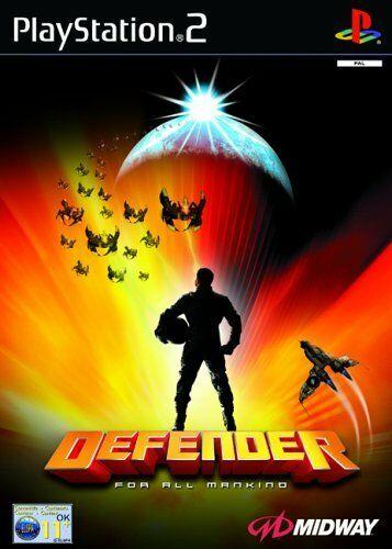 игра PS2 Defender - A