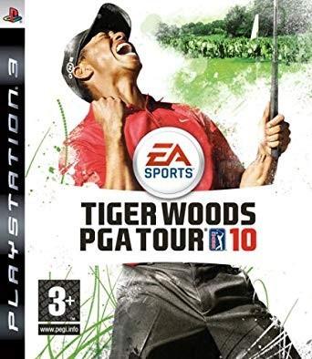 Joc PS3 Tiger Woods PGA Tour 10 - A