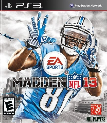 Joc PS3 Madden NFL 13 - A