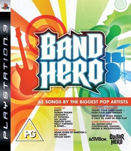 Joc PS3 Band Hero - B