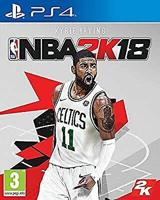 Hra PS4 NBA 2K18
