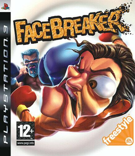 Joc PS3 FaceBreaker
