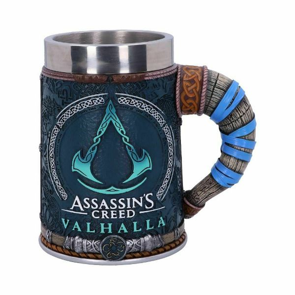 Assassin's Creed - The Creed Valhalla  Tankard 15.5cm - 60460