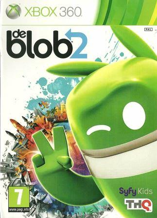 Joc XBOX 360 de blob 2