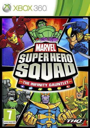 Hra XBOX 360 Marvel Super Hero Squad 2 The Infinity Gauntlet