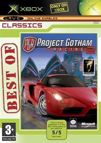 Joc XBOX Clasic Project Gotham Racing 2 Classics