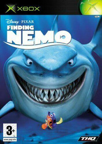 Joc XBOX Clasic Finding Nemo - A