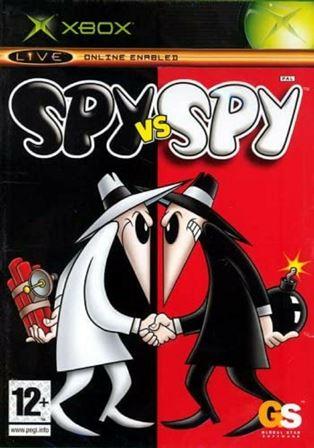 Joc XBOX Clasic Spy vs. Spy