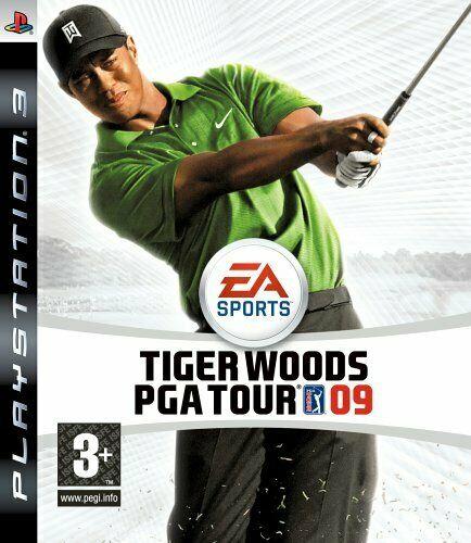 Joc PS3 Tiger Woods PGA Tour 09 - B