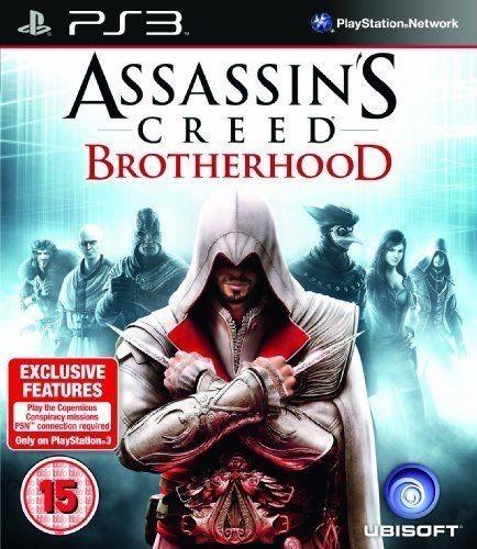 игра PS3 Assassin's Creed Brotherhood - B