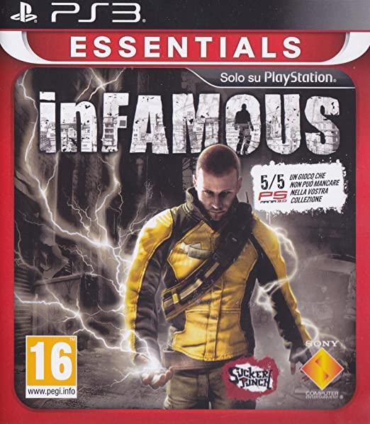 Joc PS3 Infamous Essentials - B