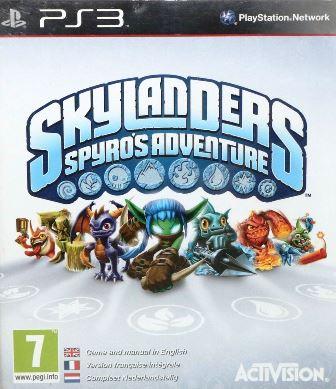 Joc PS3 Skylanders Spyro's Adventure