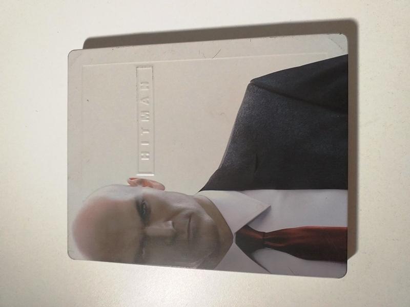 Joc PS4 Hitman The Complete First Season, SteelBook Edition
