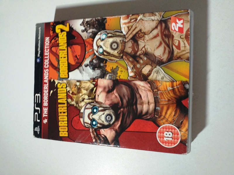Joc PS3 The Borderlands Collection 1 & 2