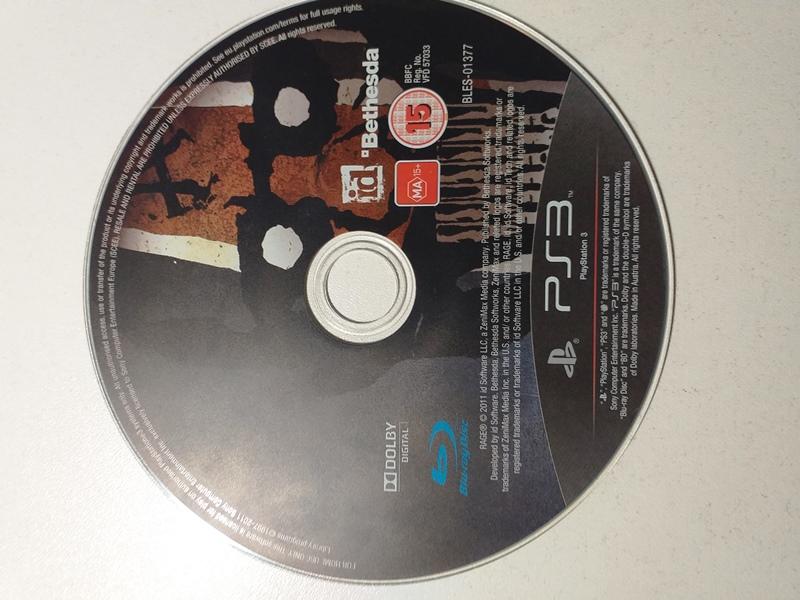 Joc PS3 Rage - G