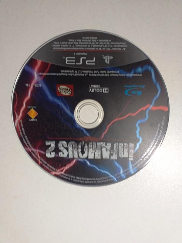 Joc PS3 inFamous 2 - G
