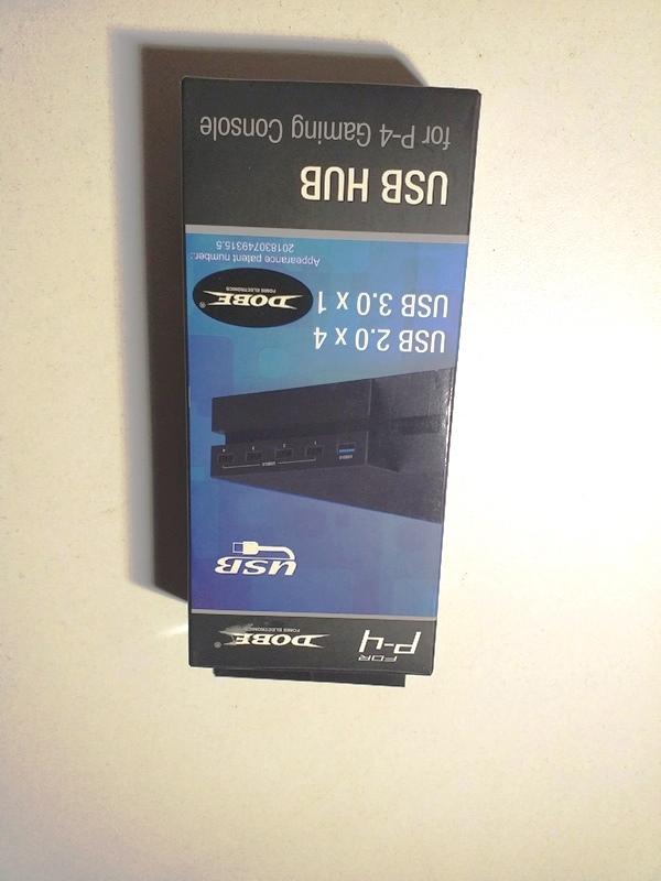 USB hub - PS4 Fat