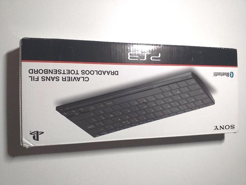 Tastatura Wireless SONY - PlayStation PS 3