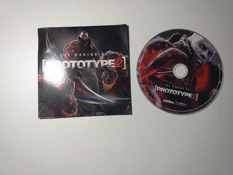 The Making of Prototype 2
