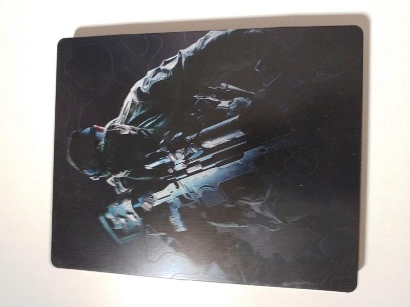Sniper 3 Steelbook
