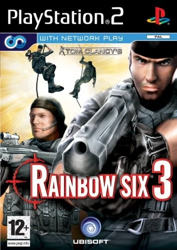 Joc PS2 Tom Clancy's Rainbow six 3 - Italian