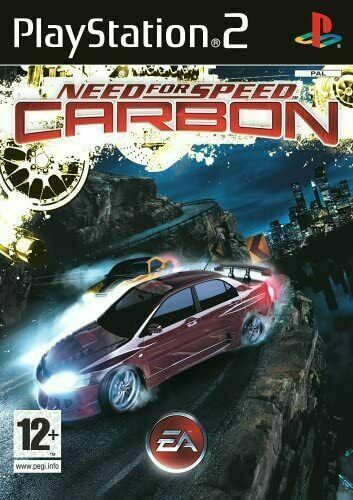 Joc PS2 Need for Speed Carbon - NFS - Italian