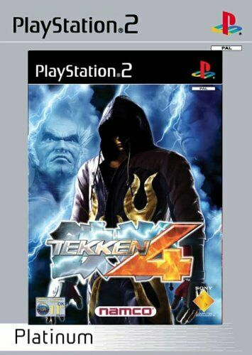 Joc PS2 Tekken 4 Platinum - German