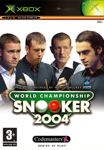 Joc XBOX Clasic World Championship Snooker 2004