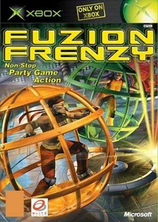 Joc XBOX Clasic Fuzion Frenzy