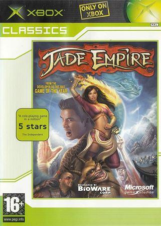 Joc XBOX Clasic Jade Empire Classics - B