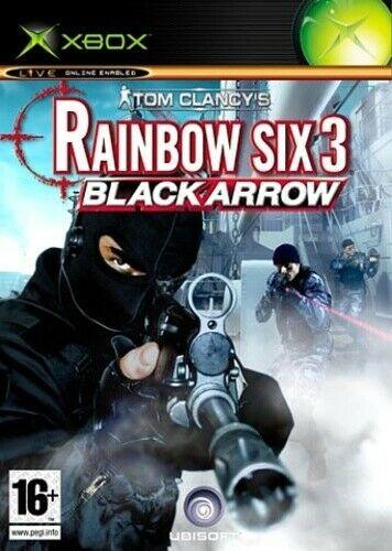 Joc XBOX Clasic Tom Clancy's Rainbow Six 3: Black Arrow - Classics
