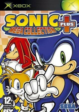 Joc XBOX Clasic Sonic Mega Collection  NTSC UC