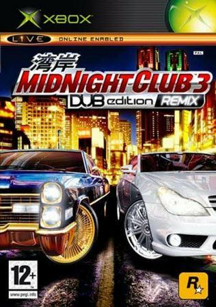 Joc XBOX Clasic Midnight Club 3 Dub Edition Remix