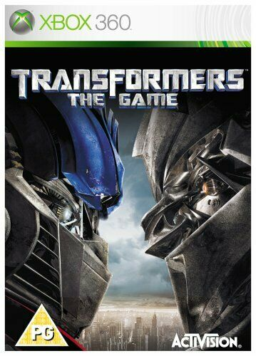Joc XBOX 360 Transformers the game - NTSC
