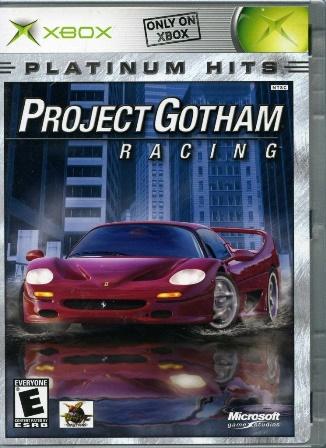 Joc XBOX 360 Project Gotham Racing - Platinum Hits - NTSC UC