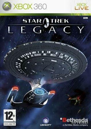 Joc XBOX 360 Star Trek Legacy  - NTSC UC - B