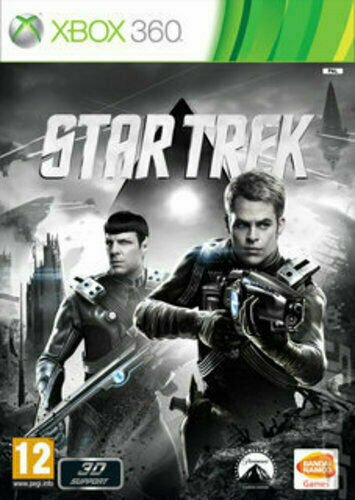 Joc XBOX 360 Star Trek NTSC UC