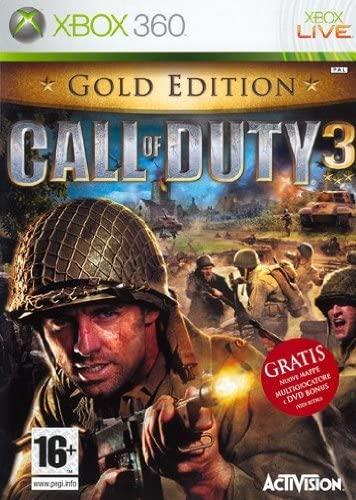 Joc XBOX 360 Call of Duty 3 - Gold Edition - NTSC UC