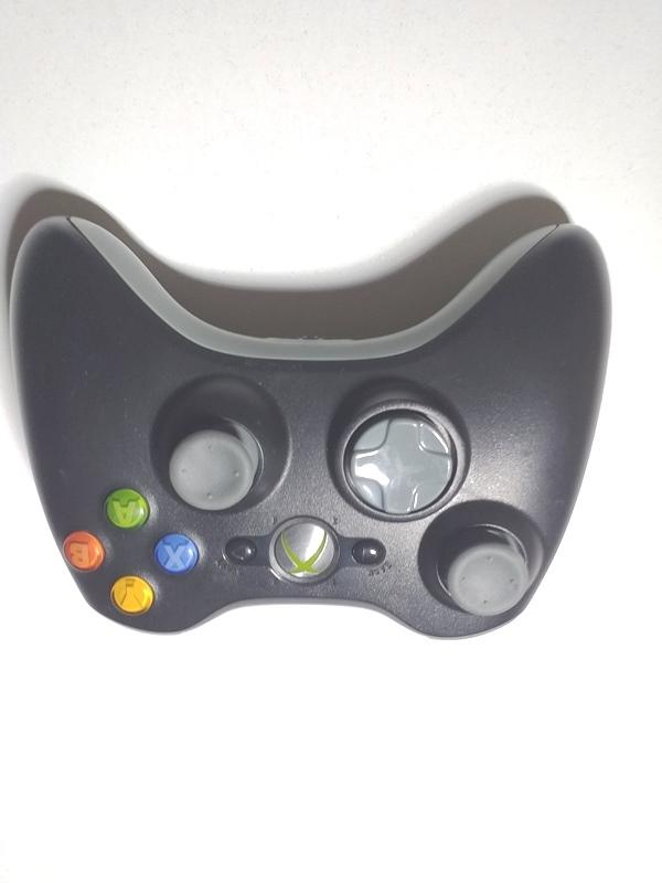 Controller wireless XBOX 360 - NEGRU - GRI - Microsoft