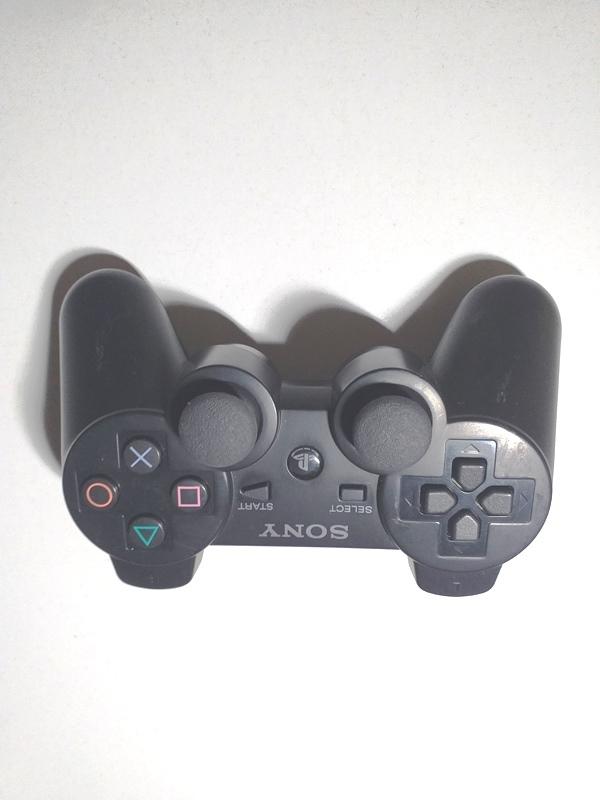 Controller wireless Dualshock 3 PlayStation 3 PS3 - NEGRU - SONY®