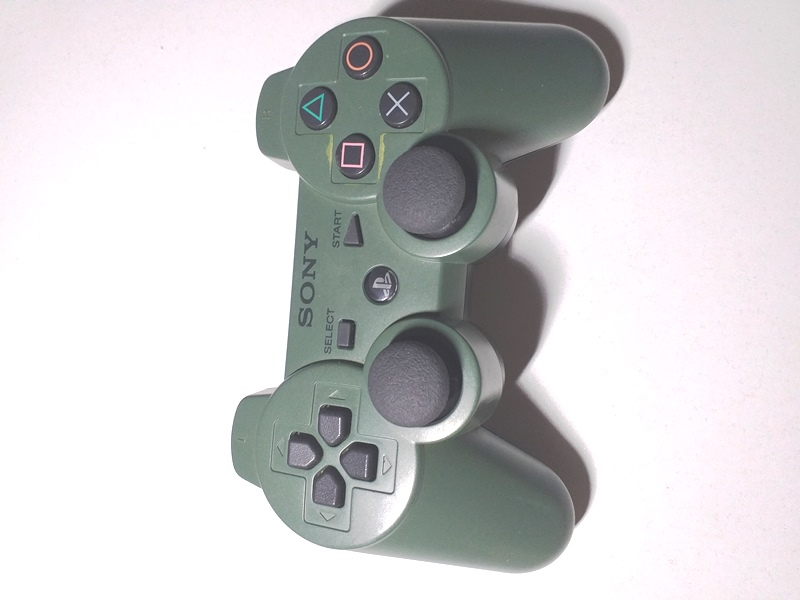 Controller wireless Dualshock 3 PlayStation 3 PS3 - Verde - SONY®