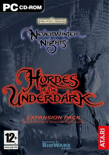 Joc PC Neverwinter Nights, Hordes of the Underdark Expansion Pack
