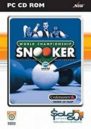 Joc PC World Championship Snooker - Sold Out
