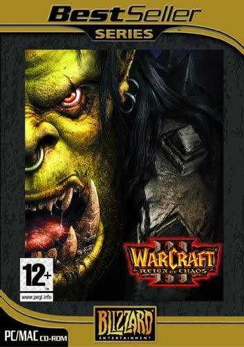 Joc PC Warcraft III Reign of chaos -  Best Seller