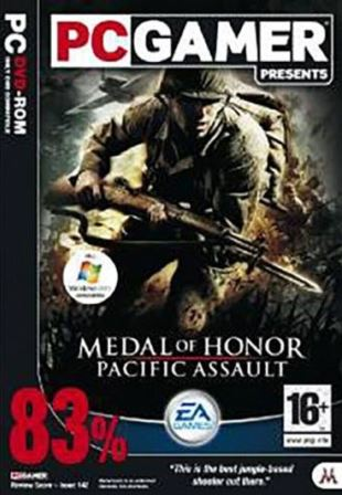 Joc PC Medal Of Honor: Pacific Assault - PC Gamer