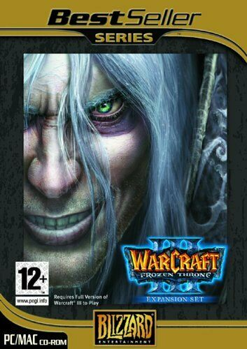 Joc PC Warcraft III Frozen Throne Expansion Set - Best Sellers