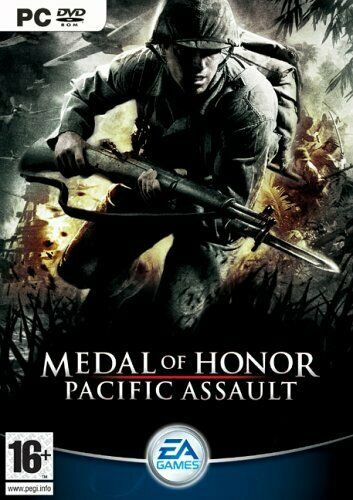 Joc PC Medal of Honor Pacific Assault